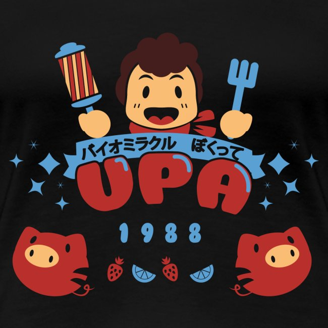 Upa! - Female Shirt