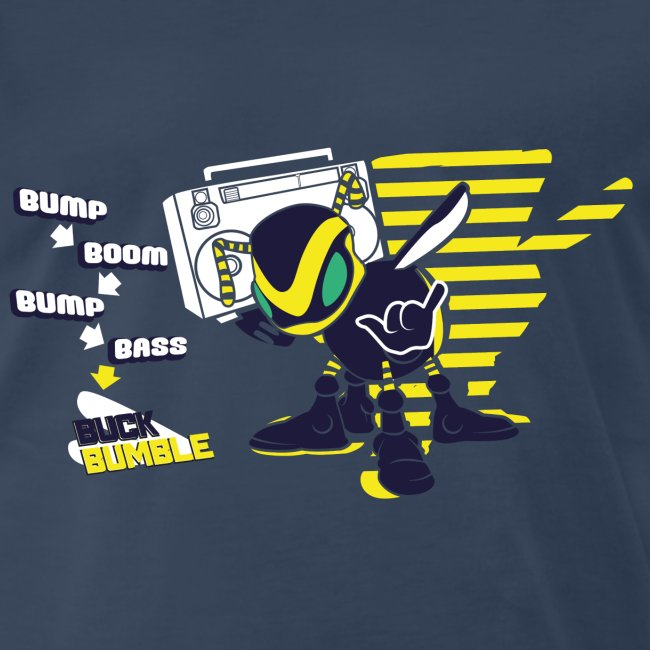 Buck Bumble - Male Shirt