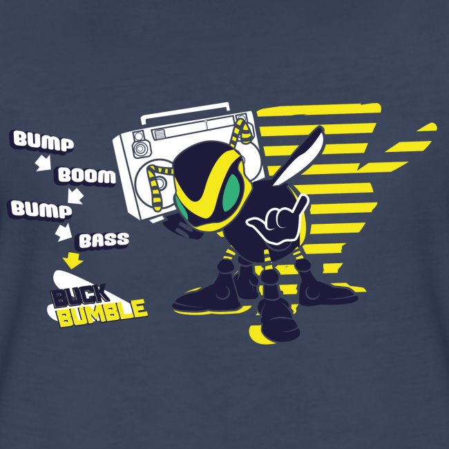 Buck Bumble - Female Shirt