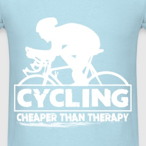 Cycling - Therapy - Men's T-Shirt
