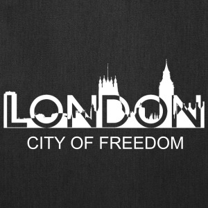 London silhouette Bags & backpacks - Tote Bag
