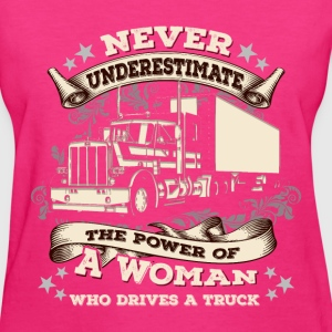 Jobs - Woman driver - Women's T-Shirt