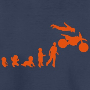 evolution 12 freestyle motocross Kids' Shirts - Kids' Premium T-Shirt