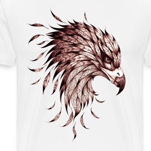 Brown Eagle - Men's Premium T-Shirt