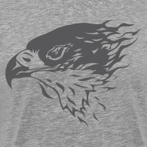 Eagle tattoo design - Men's Premium T-Shirt