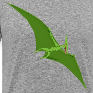 Dinosaur cartoon clip art T-Shirts - Men's Premium T-Shirt