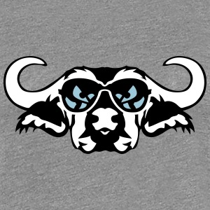 buffalo pet sun glasses 12024 Women's T-Shirts - Women's Premium T-Shirt