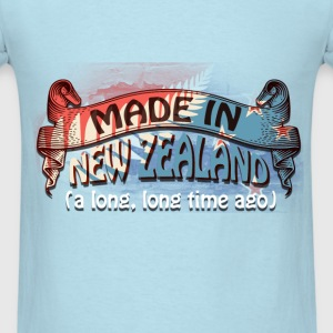 Heritage - New Zealand - Men's T-Shirt
