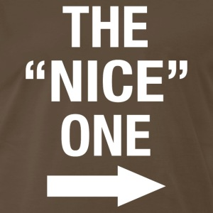 THE NICE ONE - Men's Premium T-Shirt