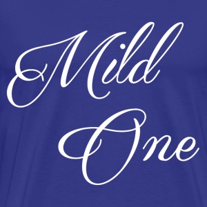 MILD ONE- COUPLE DESIGN MILD & WILD - Men's Premium T-Shirt