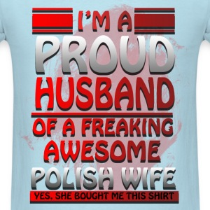 Lifestyle - Proud To Be - Men's T-Shirt