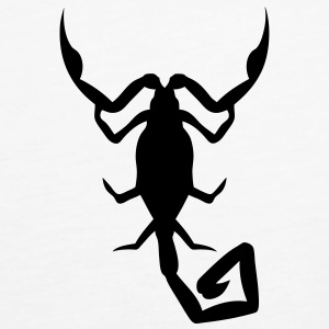 11123 insect scorpion Tanks - Women's Premium Tank Top