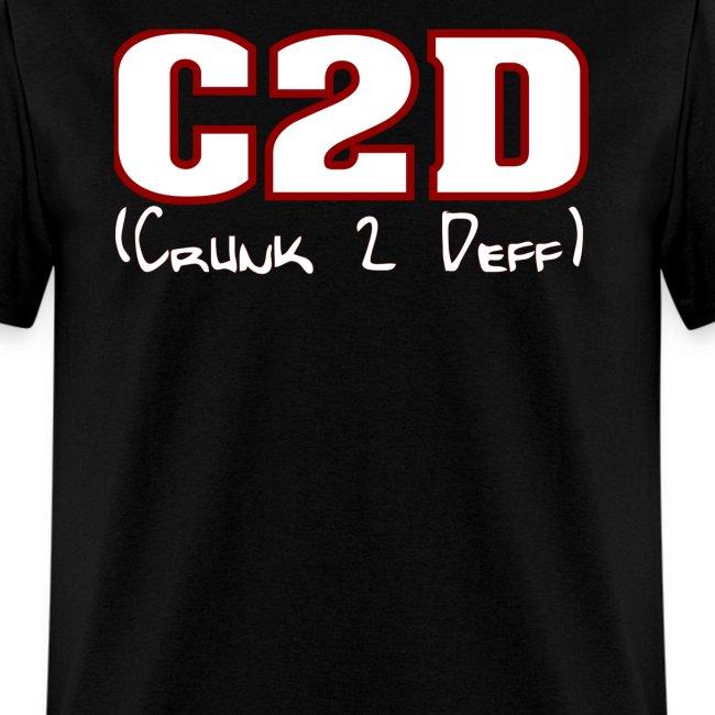 "C2D ""Definition"" Tee"