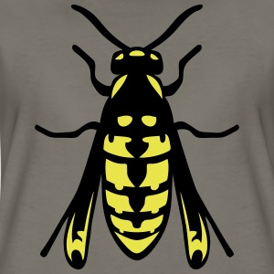 wasp fly insect 1112 Women's T-Shirts - Women's Premium T-Shirt