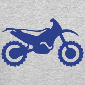 motocross motorcycle 1112 Long Sleeve Shirts - Crewneck Sweatshirt