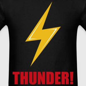 VK Thunder! T-Shirts - Men's T-Shirt