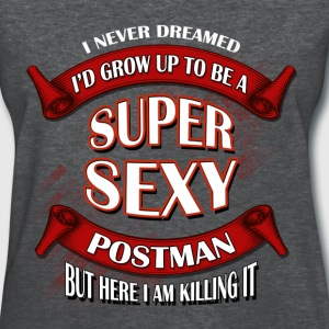 Jobs / Postman - Super Sexy - Women's T-Shirt