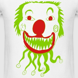 Kreepy Klown T-Shirts - Men's T-Shirt