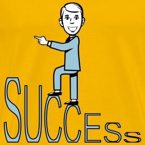 success career Coming T-Shirts - Men's Premium T-Shirt