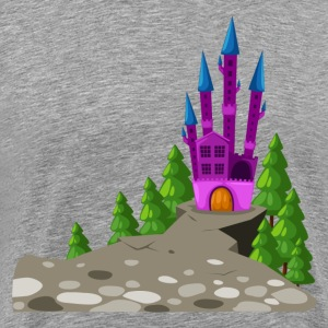 Cartoon fairytale image T-Shirts - Men's Premium T-Shirt