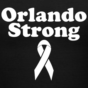 Orlando Strong Women's T-Shirts - Women's V-Neck T-Shirt