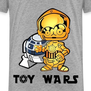 toy wars Baby & Toddler Shirts - Toddler Premium T-Shirt