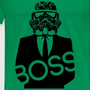 boss trooper T-Shirts - Men's Premium T-Shirt