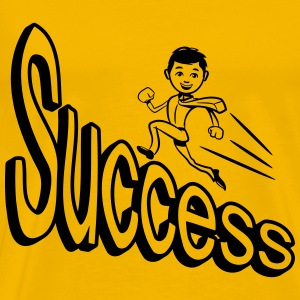 success T-Shirts - Men's Premium T-Shirt
