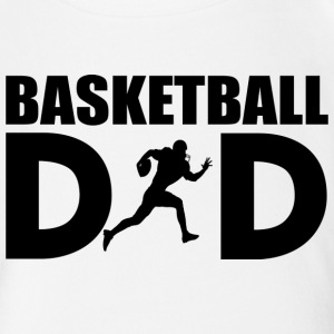 BasketBall DAD - Baby Short Sleeve One Piece