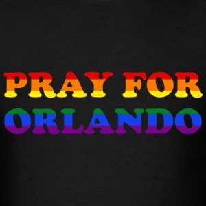 Pray For Orlando - Men's T-Shirt