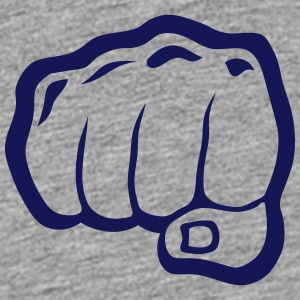 face fist blow 1109 Kids' Shirts - Kids' Premium T-Shirt