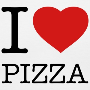 I LOVE PIZZA - Women's V-Neck T-Shirt