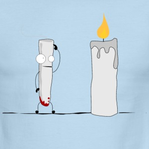 Candle Envy Men's T-Shirt - Men's Ringer T-Shirt