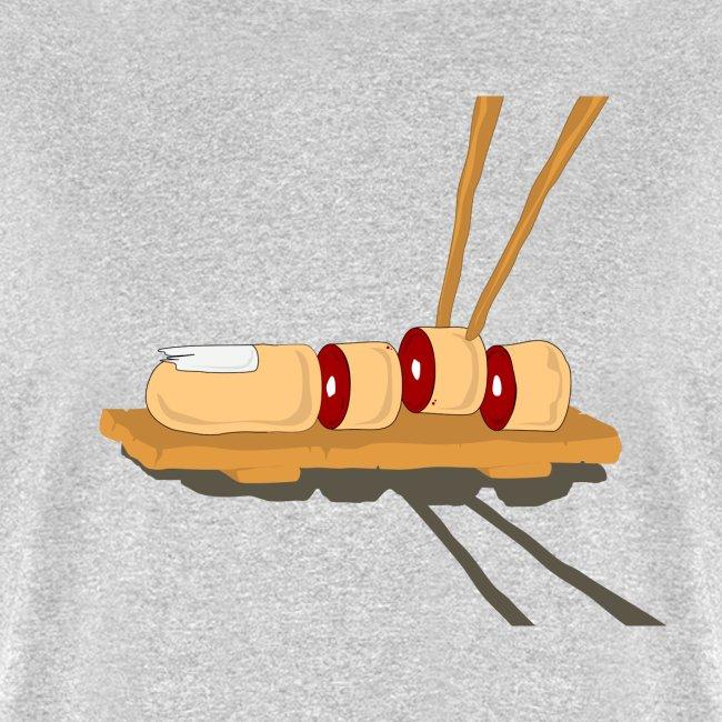 Finger Food is best served cold… Men's T-Shirt