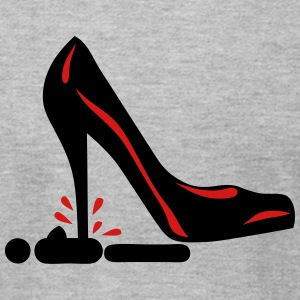 shoe heel wedding competition crushes 2 T-Shirts - Men's T-Shirt by American Apparel