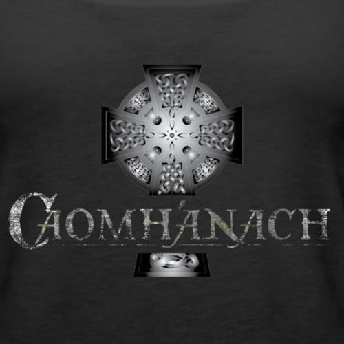 Caomhanach Grunge Lettering