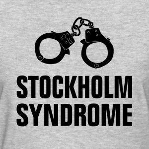 STOCKHOLM SYNDROME Women's T-Shirts - Women's T-Shirt