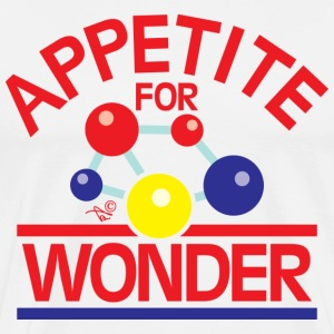 Appetite for Wonder by Tai's Tees - Men's Premium T-Shirt
