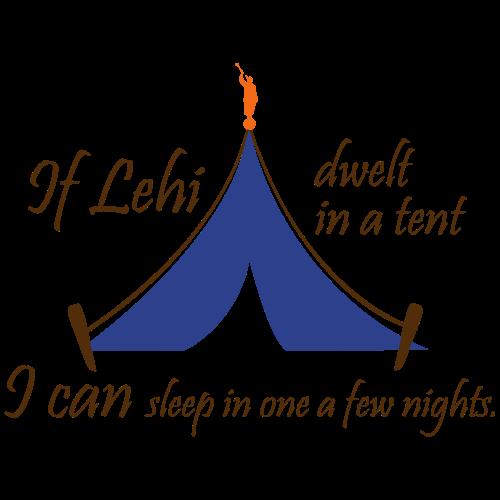 Lehi Tent (Non Digital Printing)