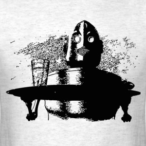 Vintage robot - Men's T-Shirt