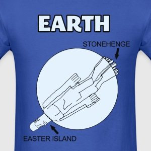 Funny Earth - Men's T-Shirt