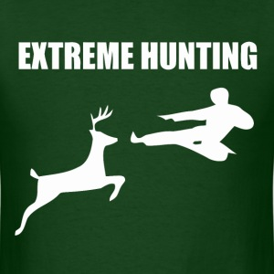 Funny hunting - Men's T-Shirt