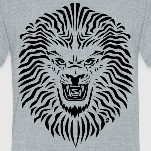 AD Lion T-Shirts - Unisex Tri-Blend T-Shirt by American Apparel