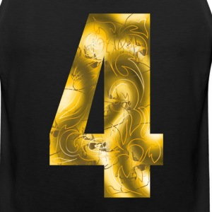 number four Sportswear - Men's Premium Tank