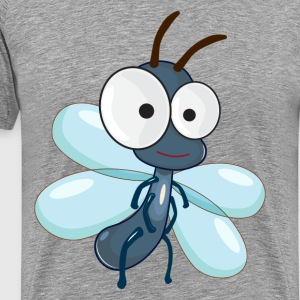 Googly eyed insect T-Shirts - Men's Premium T-Shirt