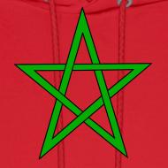 Design ~ Moorish Flag Hoodie