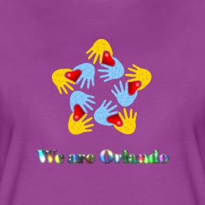 We Are Orlando Women's T-Shirts - Women's Premium T-Shirt