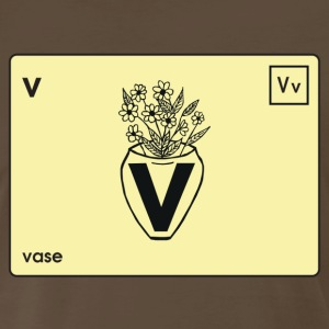SenseAble vase - Men's Premium T-Shirt