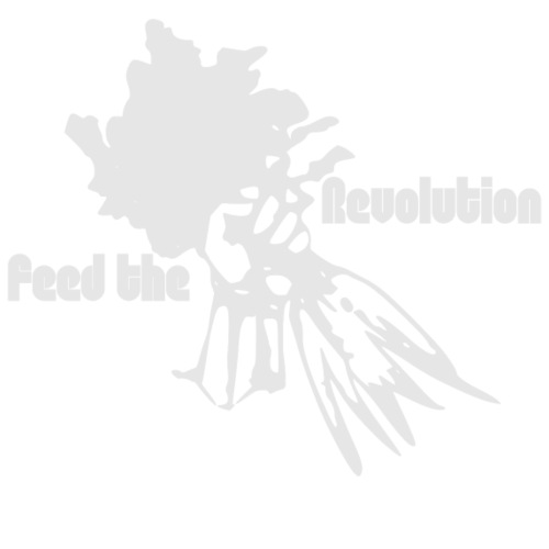 Feed the Revolution for dark background