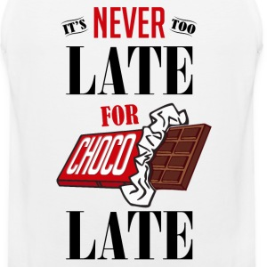 It's Never Too Late... Sportswear - Men's Premium Tank